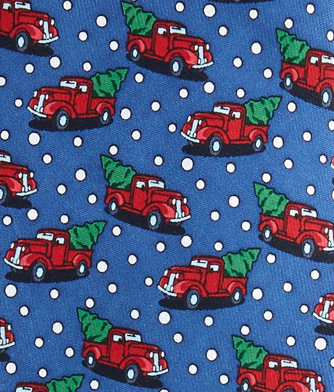 Truck & Tree XL Tie
