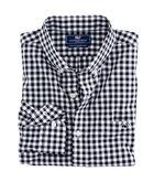 Gravel Bay Gingham Slim Tucker Shirt