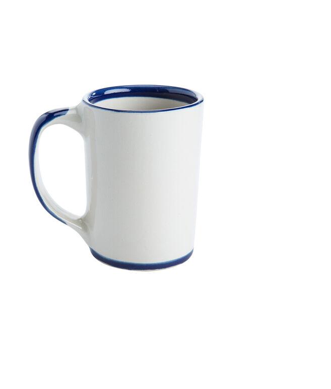 Ski Stoneware Mug