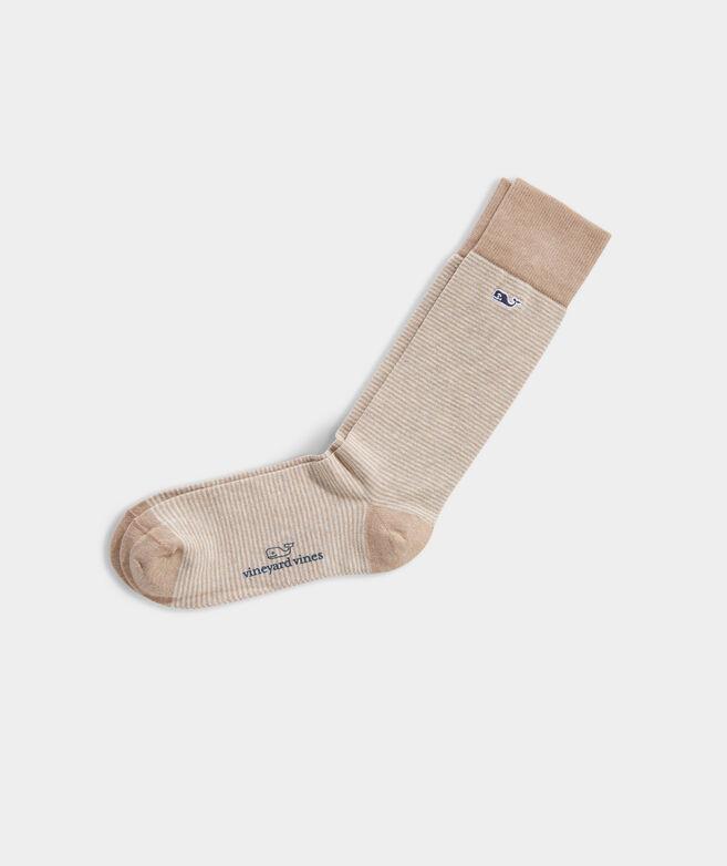 Fine Stripe Socks