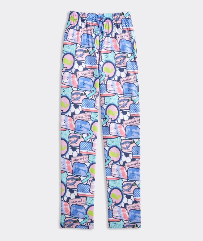 Girls' Printed Lounge Pant
