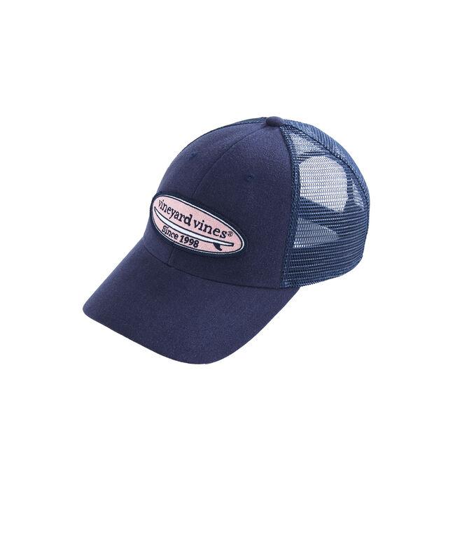 Surf Patch Trucker Hat