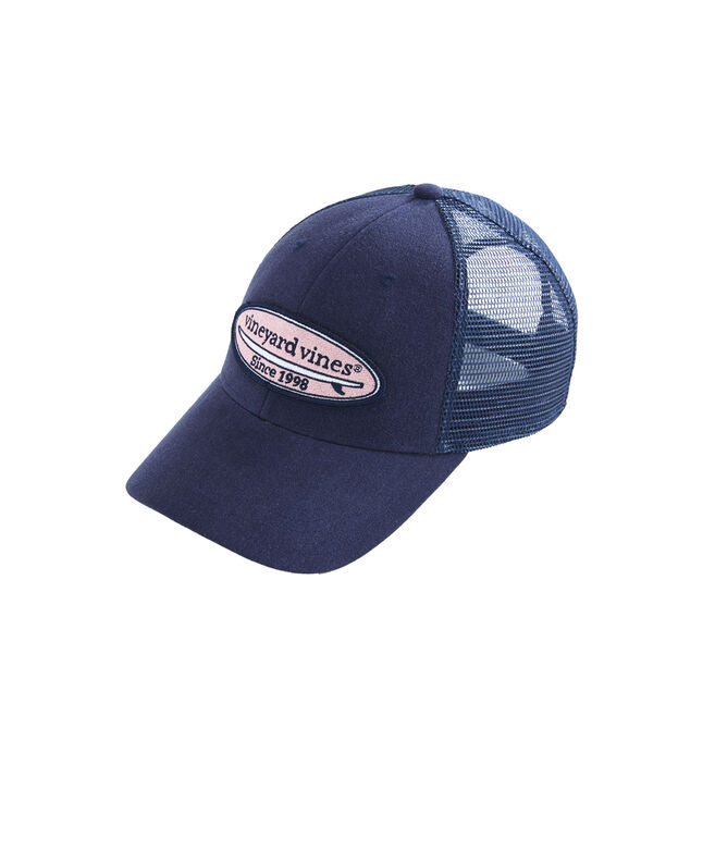 126f414a56e Shop Surf Patch Trucker Hat at vineyard vines