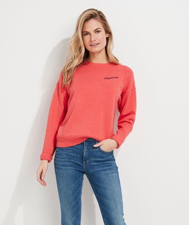 Dreamcloth Embroidered Sweatshirt