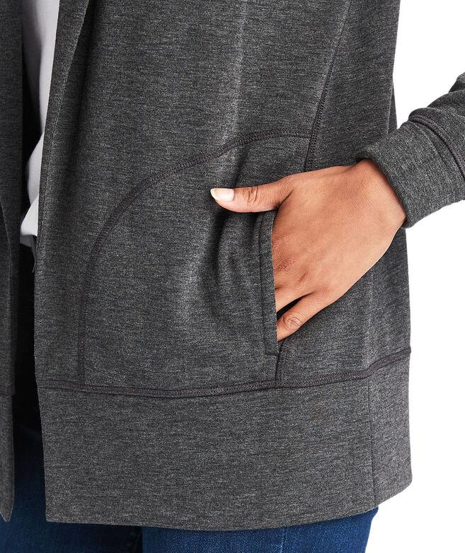 Cozy Open Front Cardigan