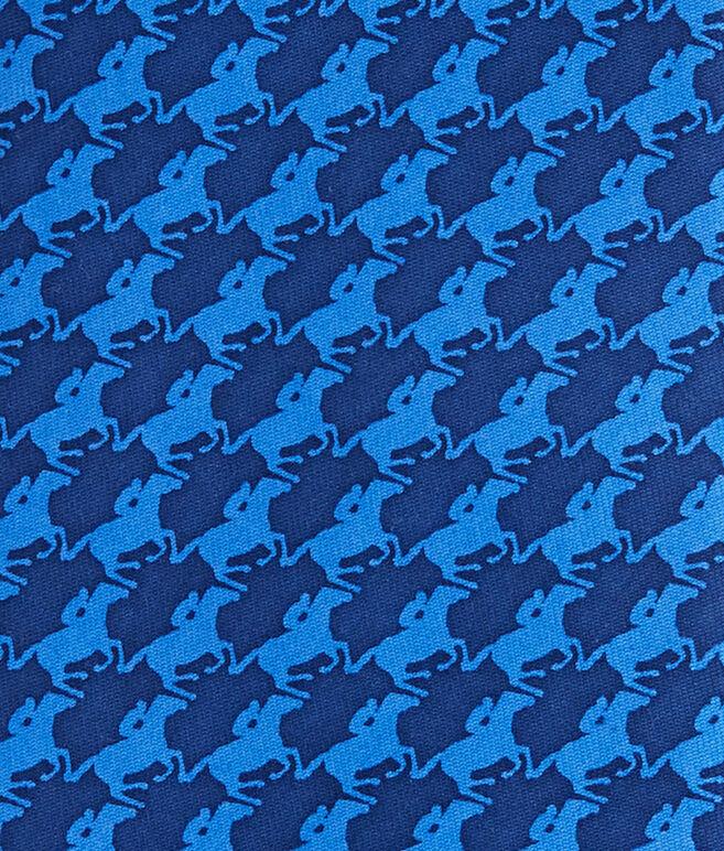Kentucky Derby Horse Geo Printed Tie