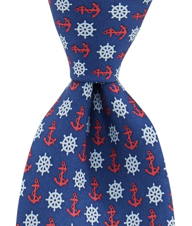 Anchors & Helm Tie