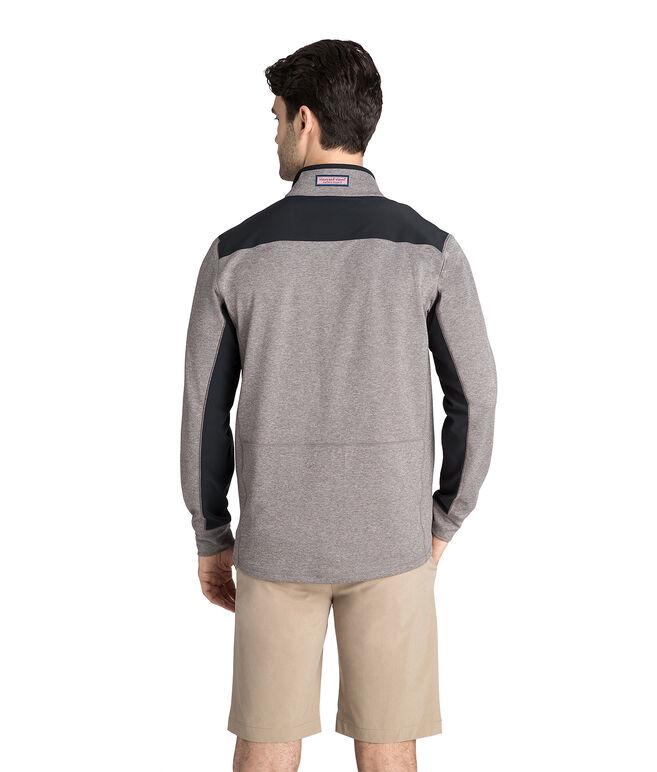 Performance 1/2-Zip Shep Shirt
