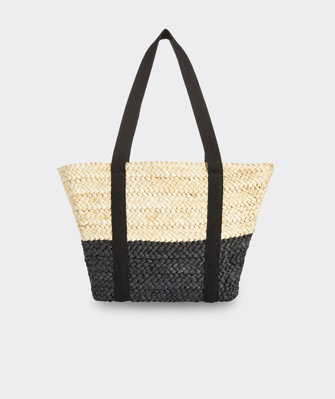 Straw Classic Tote Bag