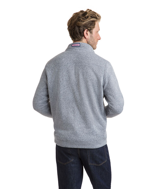 Classic Sweater Fleece Shep Shirt