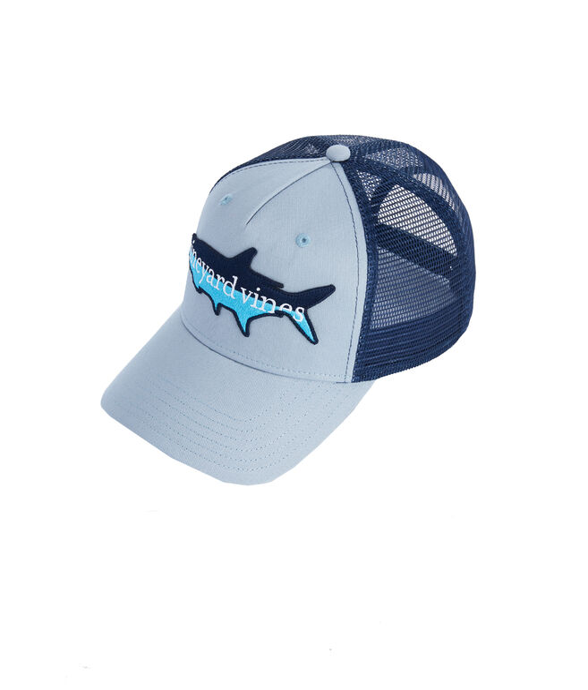 High Low Tarpon Trucker Hat