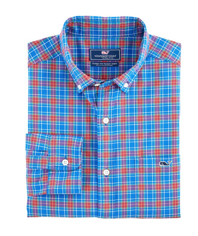 Pease's Point Classic Tucker Shirt