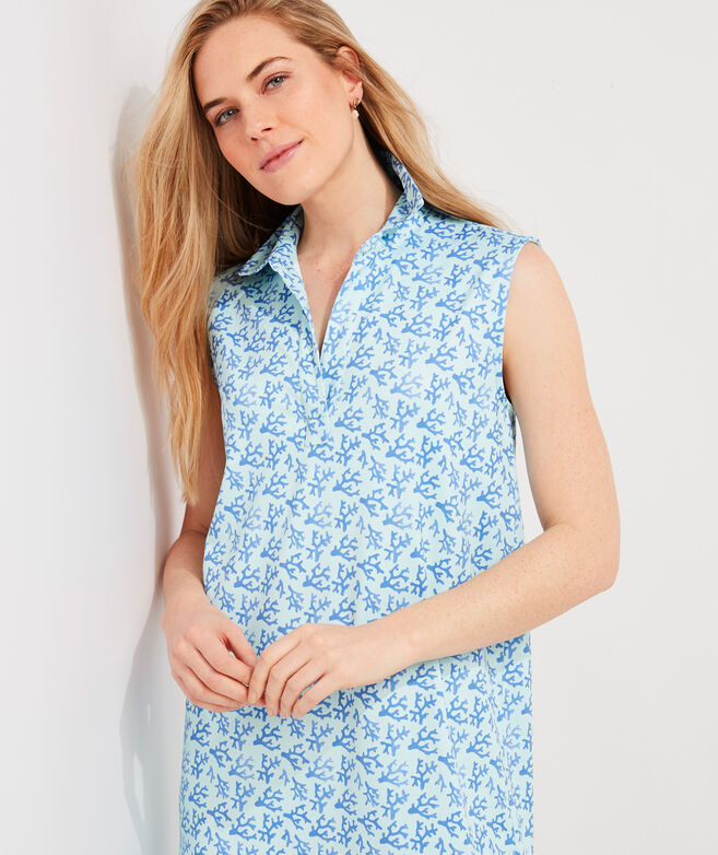 Coral Sankaty Lucaya Dress