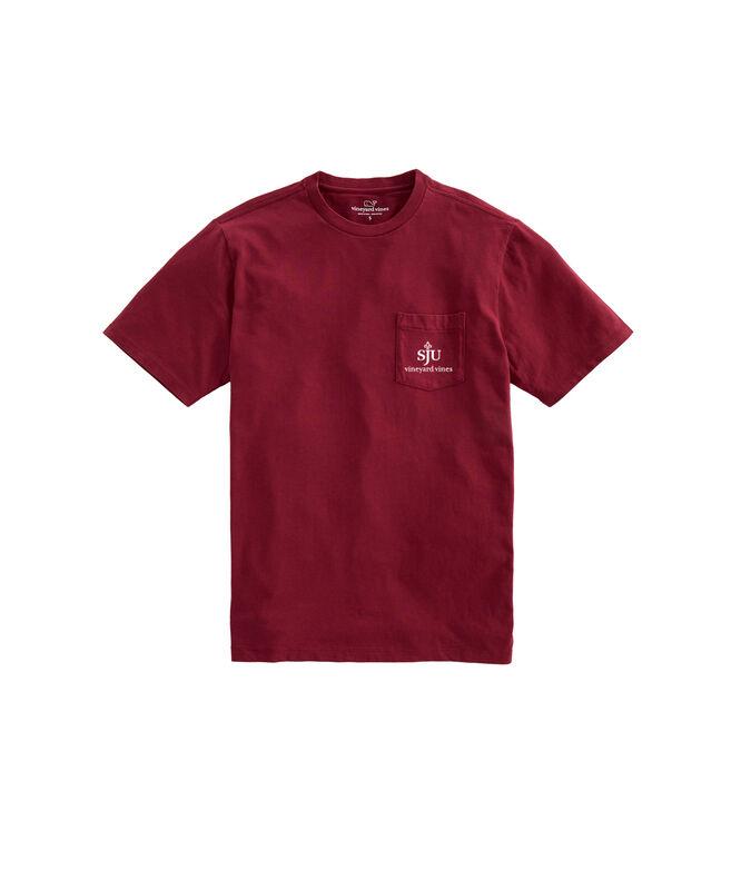 St. Joseph's Whale Logo T-Shirt