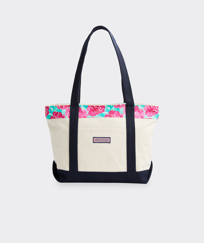 Painted Rose Classic Tote