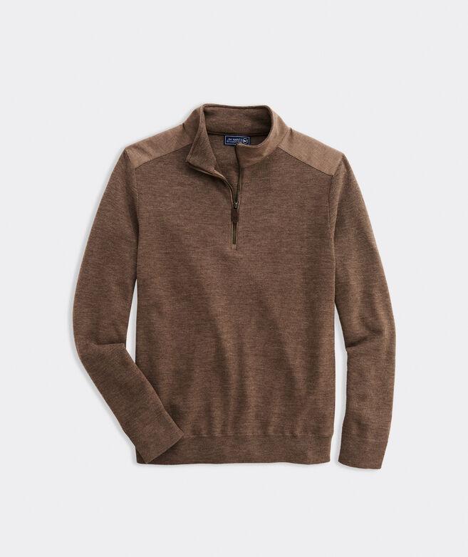 Grant 1/2-Zip Sweater