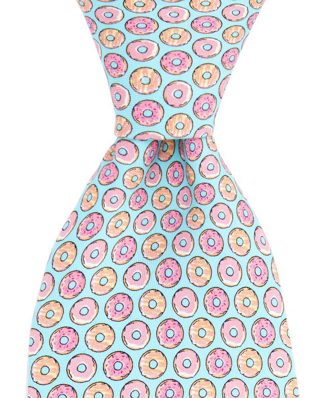Donuts Printed Tie