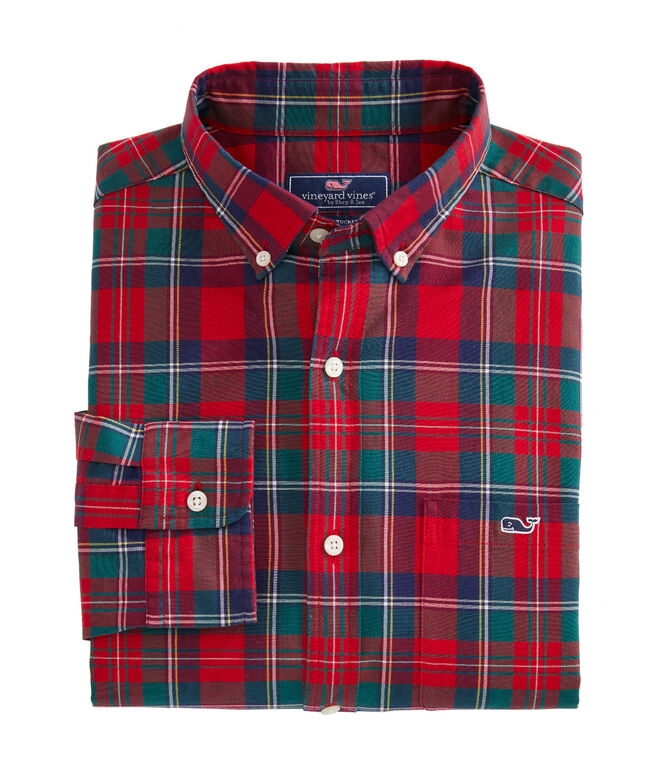 Classic Fit Glades Tucker Button-Down Shirt