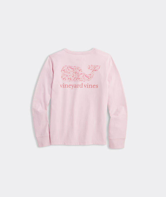 Girls' Mother's Day Long-Sleeve Tee