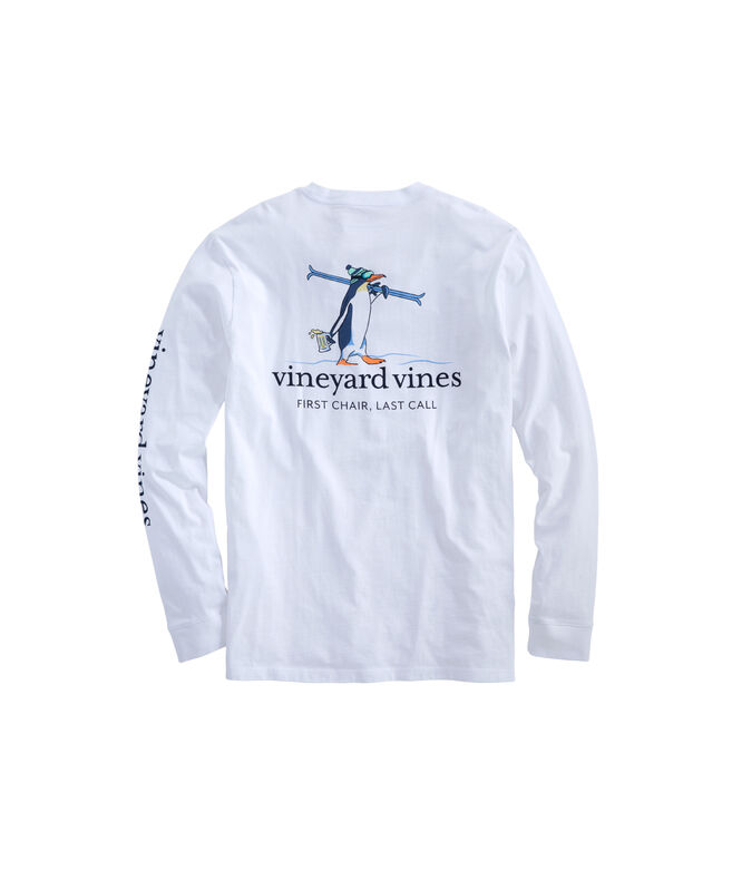 First Chair Last Call Long-Sleeve Pocket Tee