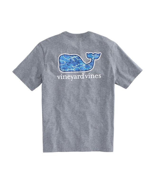 3 Fish Pocket T-Shirt