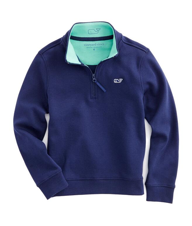 Boys Jersey 1/4-Zip