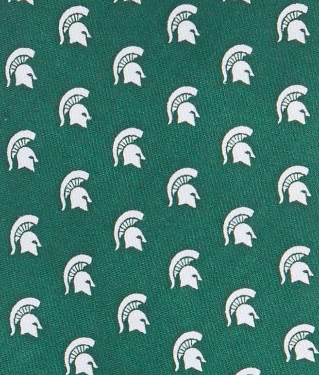 Michigan State University Tie
