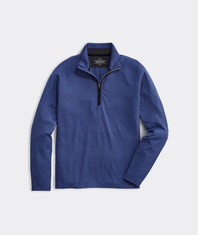 Flagler Performance 1/2-Zip Pullover
