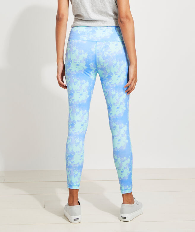 Skip Monday Printed Leggings