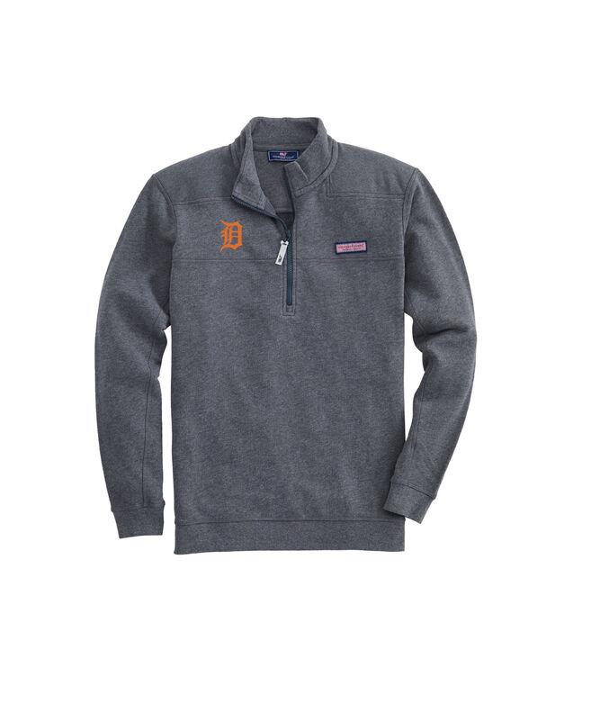 Detriot Tigers Collegiate Shep Shirt