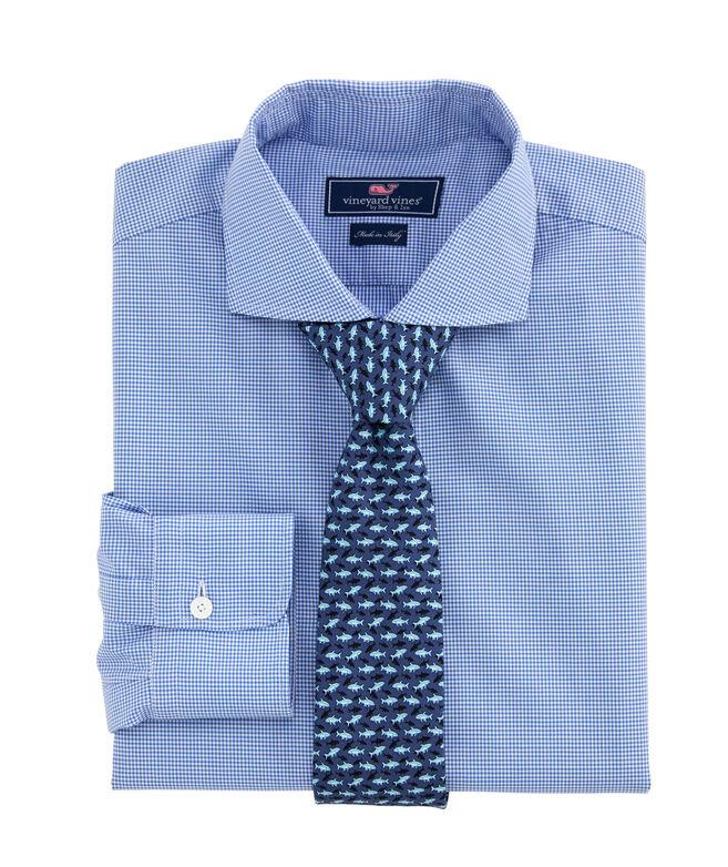 Gingham Greenwich Shirt