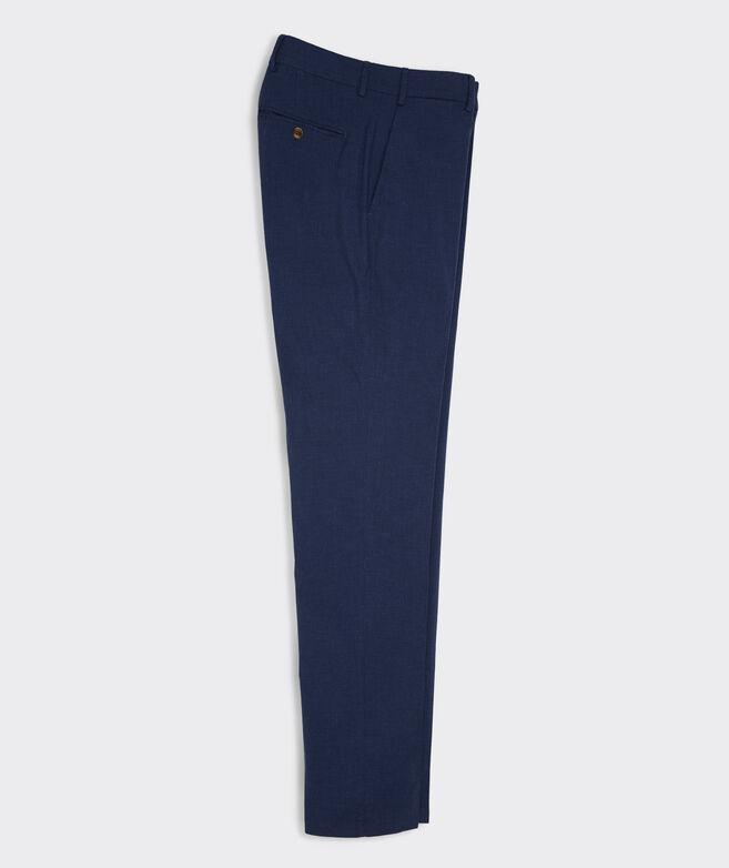 Wool Greenwich Pants