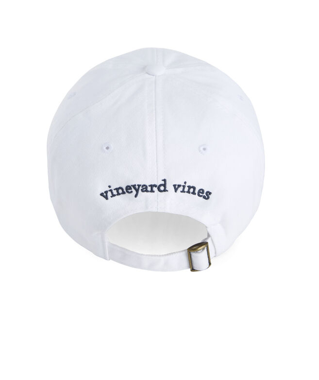 5f533a3dd3e Shop Signature Whale Logo Baseball Hat at vineyard vines