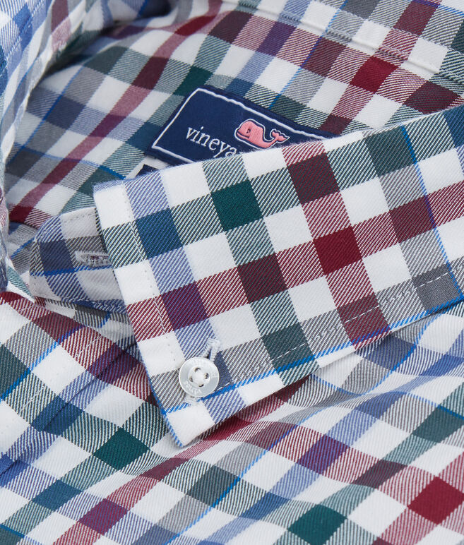 Tin House Check Classic Murray Shirt