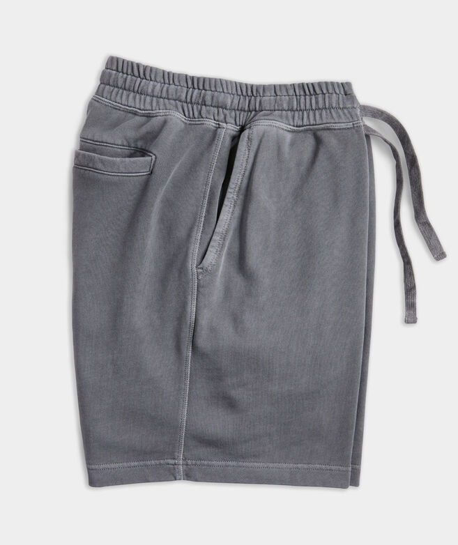 7 Inch Garment-Dyed Lounge Short