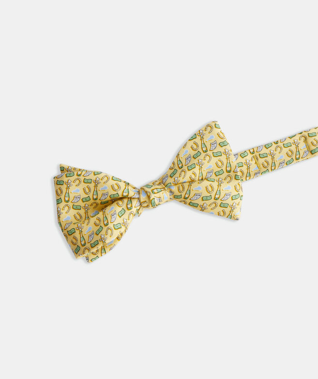 Kentucky Derby Lucky In Kentucky Bow Tie