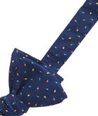 Holiday Lights Shirting Bow Tie