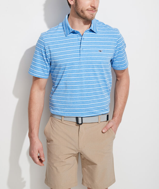 Lake Worth Stripe Sankaty Polo