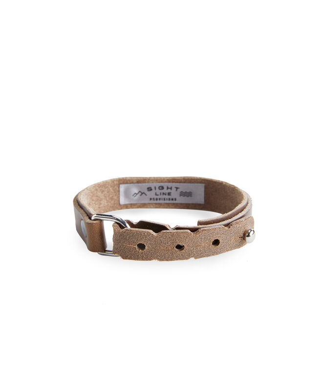 vineyard vines x Sight Line Provisions Skinny Whale Bracelet