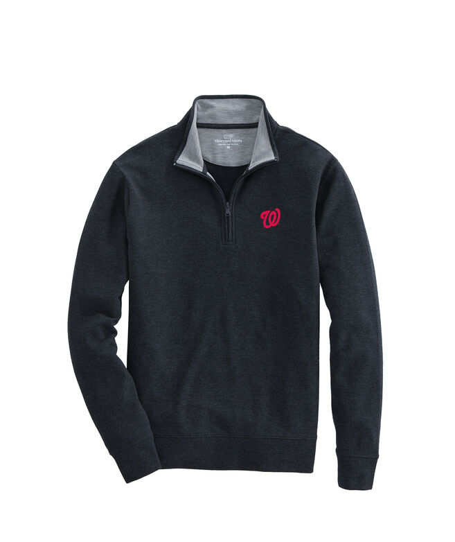 Washington Nationals Saltwater 1/4-Zip