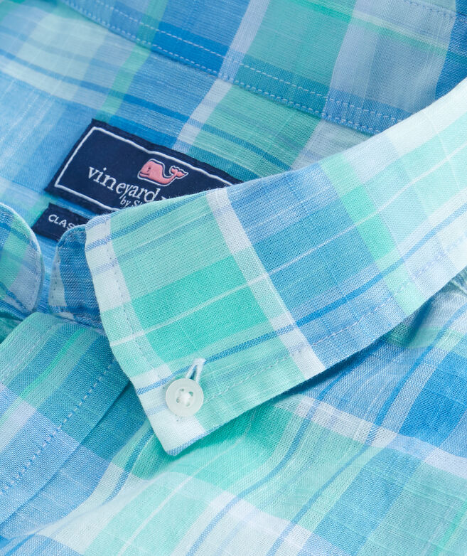 Homer Pond Plaid Classic Murray Shirt