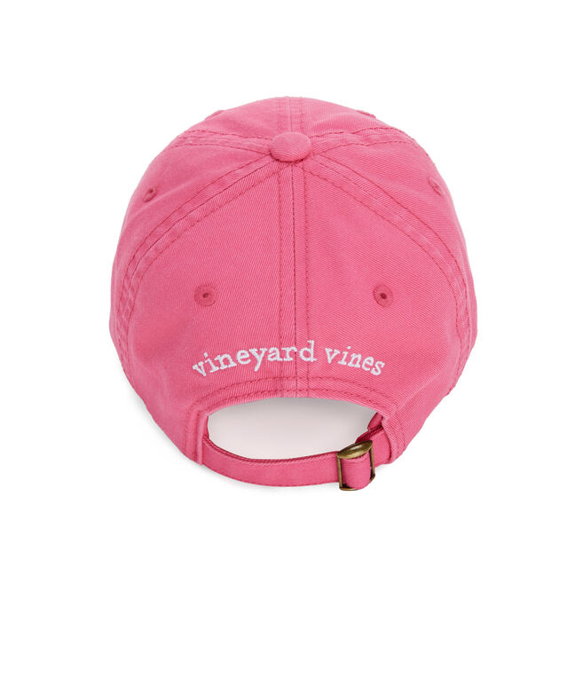 Shop Little Girls Classic Baseball Hat at vineyard vines 991fb8ef1969