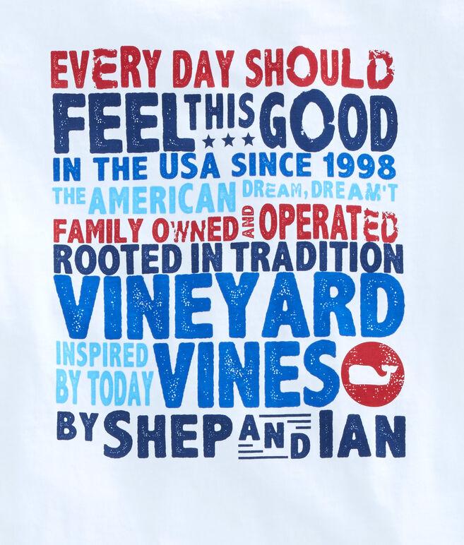 Long-Sleeve vineyard vines Story Pocket T-Shirt