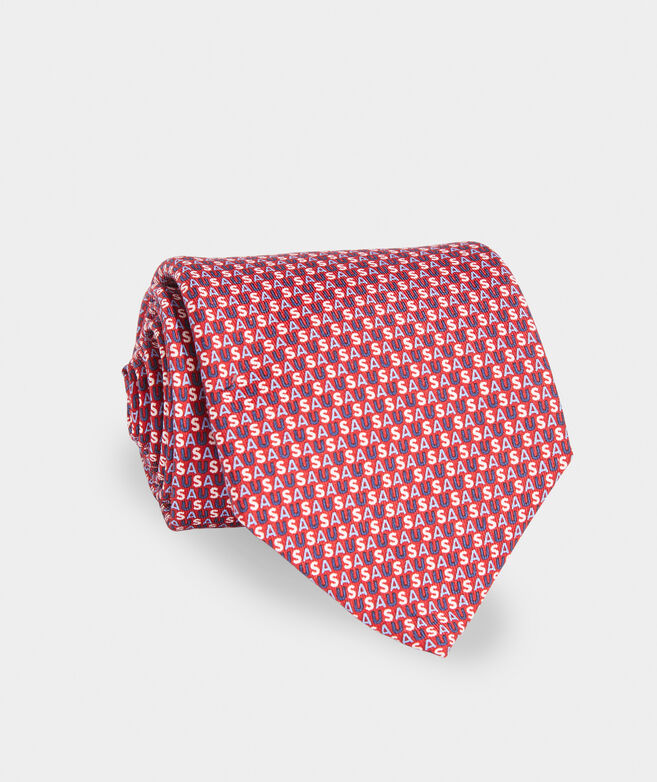 USA Printed Tie