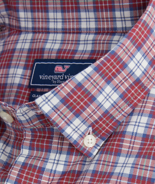 Classic Fit  Cades Tucker Shirt