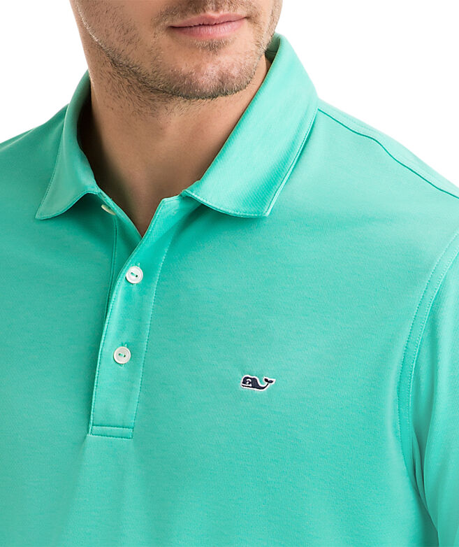 Brennan Mesh Sankaty Performance Polo
