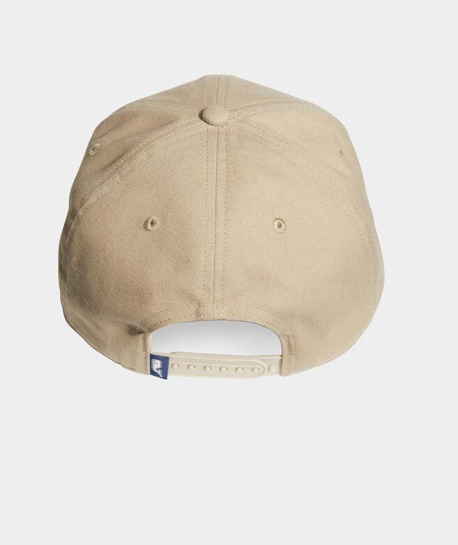 Tarpon Patch Flat Brim Baseball Hat