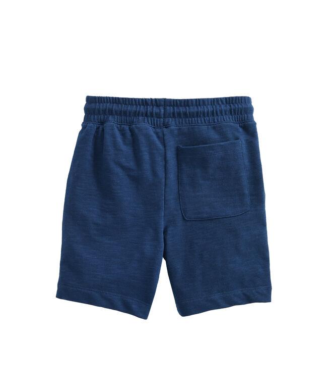 Boys Slub Knit Shorts