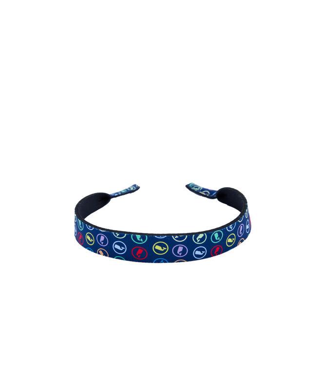 Whale Dot Sunglasses Strap