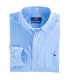 Stowaway Plaid Classic Tucker Shirt